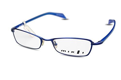 ALAIN MIKLI Damen Brille M0431 col. 02 in Blau / Metall / 52[]18