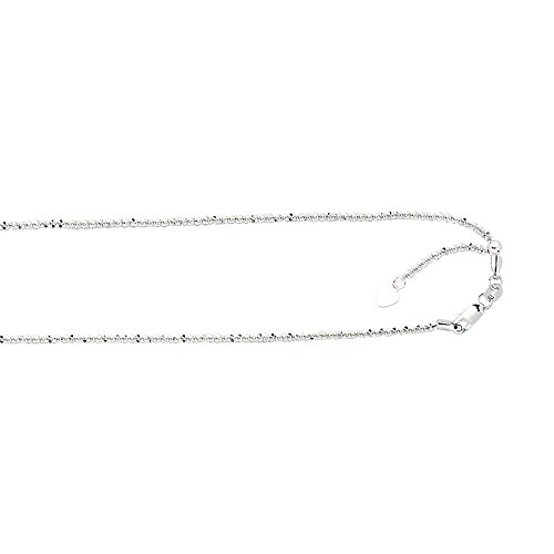 luxurman-10k-white-solid-gold-15mm-wide-adjustable-sparkle-chain-22-necklace-lobster-clasp-heart-cha