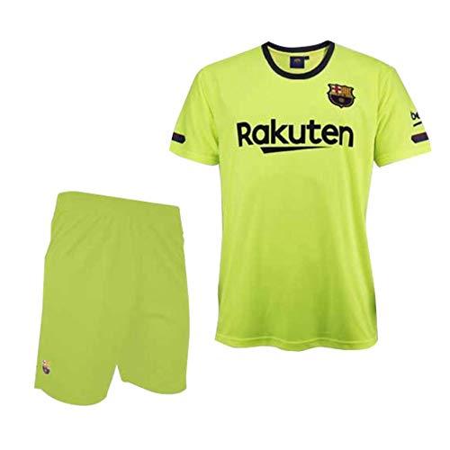 20539d50d480b Kit Segunda Equipación Infantil Leo Messi del FC Barcelona Producto Oficial  Licenciado Temporada 2018-19