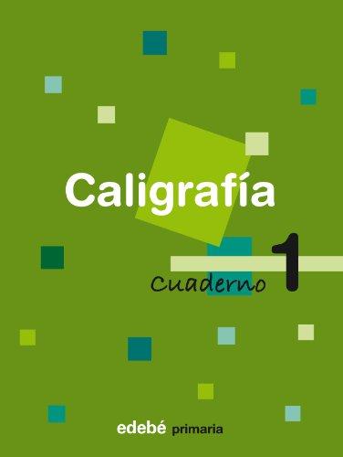 Cuaderno 1 Caligrafía - 9788423687862