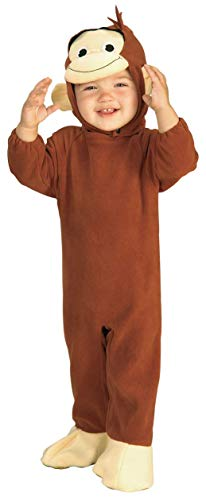 Kostüm Curious George Party - Curious George Costume for Toddlers
