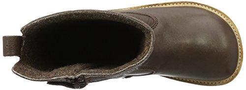Bisgaard TEX boot, Bottes courtes avec doublure chaude mixte enfant Marron (302 Brown)