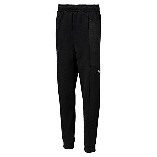 Puma Energy Pants B Pantalons Garçon, Black, 164