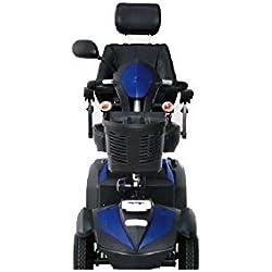 """Elektromobil """"Life"""" Max. 15 km/h blau, Reichweite 35 km, stabil und geeignet für alle Strecken"""