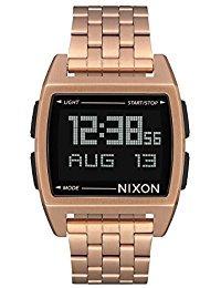 Nixon Men's 'Base' Quartz Stainless Steel Casual Watch -