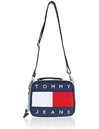 Tommy Jeans Bolso Big Logo Azul para Mujer