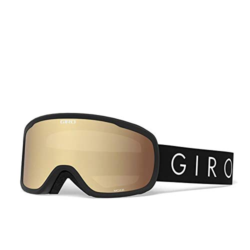 Giro Damen Moxie Skibrille, Black core Light, M/S