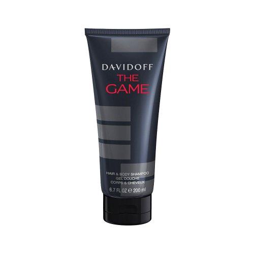 Davidoff The Game homme/ man, Shower Gel, 1er Pack, (1x 150 ml)