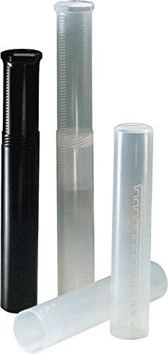 RUMOLD Versandrollen Drehpack/DP 65351, schwarz, L350 - 620x Ø 65, Polyethylen