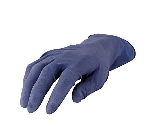 Latex-frei Steril (Nitrilhandschuhe I ungepudert I Handschuhe Gr. L I Dispender-Box 100 Stück I Einweg-Handschuhe I Lackieren Lackierzubehör I Nicht steril I Optimales Tastgefühl auch für feinste Arbeiten)