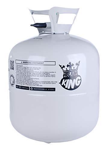 M-import Helium Ballongas XXL 420 Liter – Heliumflasche für 50 Luftballons