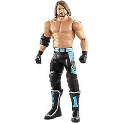 WWE- AJ Styles Personaggio Articolato, Giocattolo 3+ Anni, 15 cm, GCB55