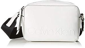 Calvin Klein Edged Camera Bag S - Bolsos bandolera Mujer de Calvin Klein