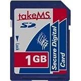 takeMS Secure Digital (SD) Speicherkarte 1 GB