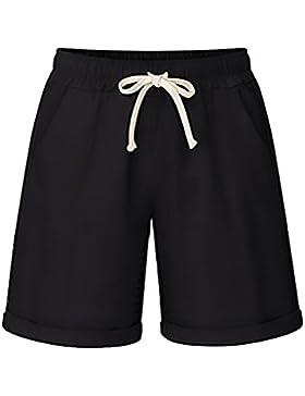 Huixin Shorts Donna Elegante E