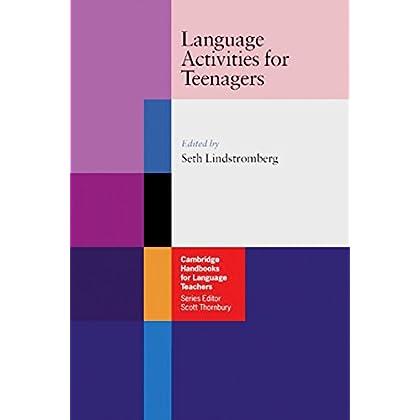 Language Activities for Teenagers : 5. bis 10. Schuljahr