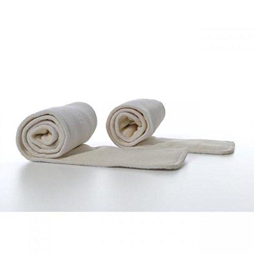 Hamac - Lot de 2 inserts lavables pour couche Hamac - Taille 2