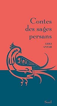 Contes des sages persans par Leili Anvar