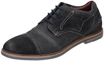 Bugatti 312169033400, Zapatos de Cordones Derby para Hombre