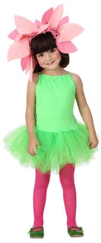 Imagen de atosa  disfraz de flor para niña, talla 116 cm 8422259169222