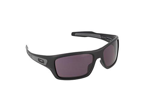 Oakley Sonnenbrille 9263-01 (55 mm), Schwarz (Matte Black)