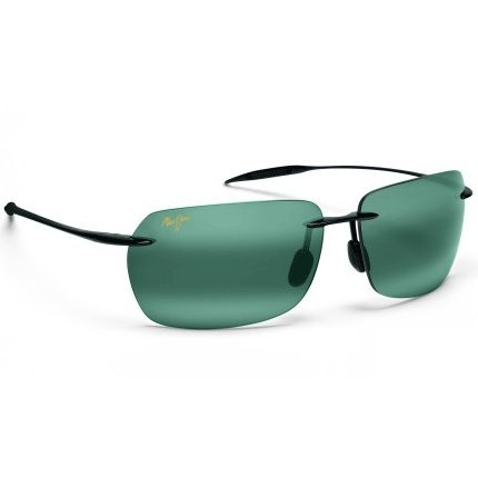 maui-jim-425-02-grey-black-banzai-rimless-sunglasses-golf-cycling-running-dr