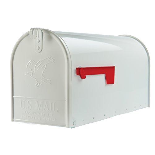 Solar Group groß Premium Stahl ländlichen Mailbox, E1600W00