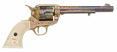 deko-waffe-45er-colt-peacemaker-kavallerie