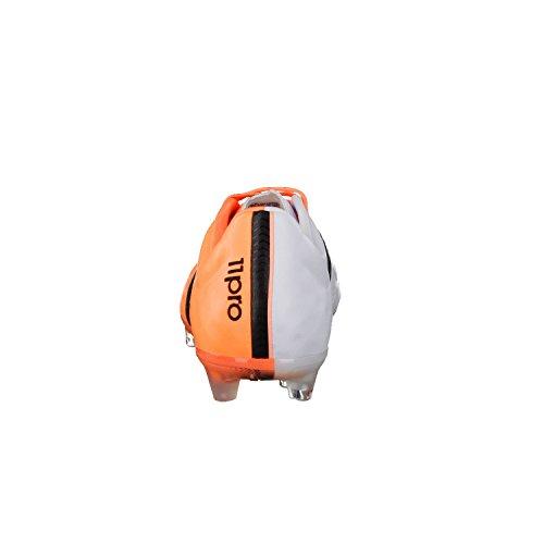 adidas Herren 11pro FG neonorange / weiß