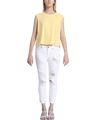 Vero Moda Women's Regular Fit Casual T-shirt