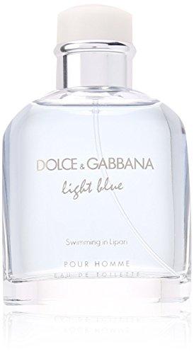 Dolce & Gabbana Light Blue Swimming in Lipari homme/men, Eau de Toilette Vaporisateur, 1er Pack (1 x 125 ml) -