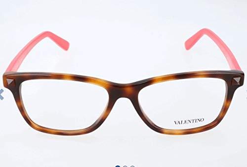 Valentino Damen V2694 Brillengestelle, Mehrfarbig, 53