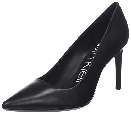 Calvin Klein Roxy Cow Silk, Scarpe con Tacco Donna, Nero (Black 000), 40 EU