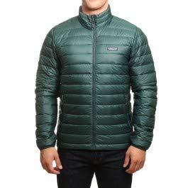 Patagonia Men's Down Sweater, Micro Green, Small