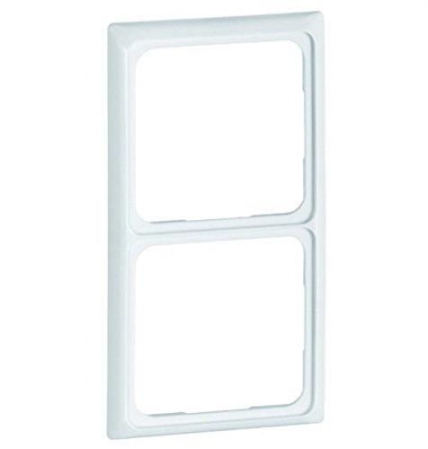 Peha 00240211 Standart Kombi-Rahmen-Inline 2-Fach, reinweiß -