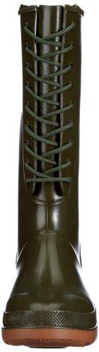 Nora - Evergreen, Stivali da caccia Unisex - Adulto Verde
