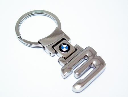 BMW 3 Porte-clés 3 Keyring Keychain Cabrio E30 E46 E90 318 320i 325i, 330i 320d 325d 330d Compact Coupe XDRIVE Kombi