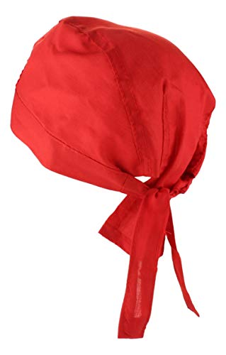Casquette Bandana Rouge