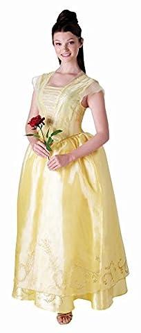 Disney Die Schöne und das Biest Damen Kostüm Prinzessin Belle Gr.M (Belle Von Schöne Und Das Biest Kostüm Für Erwachsene)