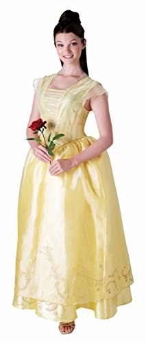 höne und das Biest Damen Kostüm Prinzessin Belle Gr.M (Belle Aus Die Schöne Und Das Biest Kostüm Für Erwachsene)