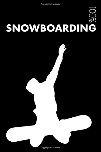 Snowboarding Notebook: Blank Lined Snowboarding Journal For Snowboarder and Coach por Elegant Notebooks