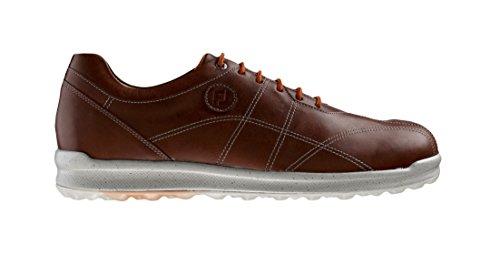 Foot Joy Versaluxe-Chaussures de Golf pour Homme Camel,...