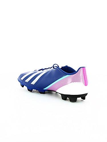 Scarpe Da Calcio Da Uomo Adidas Performance F5 Trx Fg G65423 - Blu / Bianco / Viola