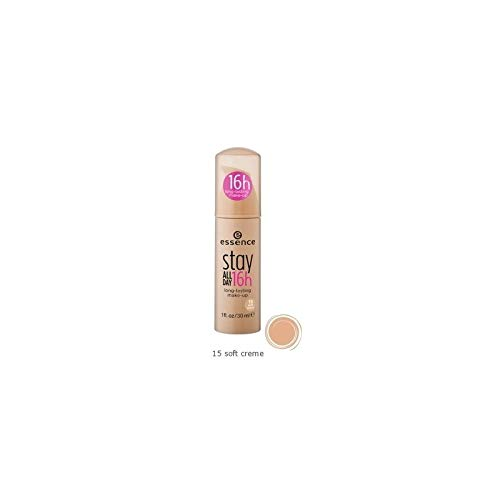 Essence - Base Maquillaje Stay All Day - 15 Soft Creme