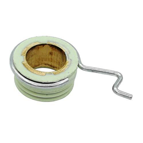 Shioshen Olio Pompa Worm Gear Primavera per Stihl MS341 MS361 MS362 MS440 MS441 MS460 Motosega