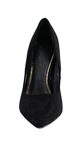 Escarpin Style Suédine - No Name - Spécial Été Noir