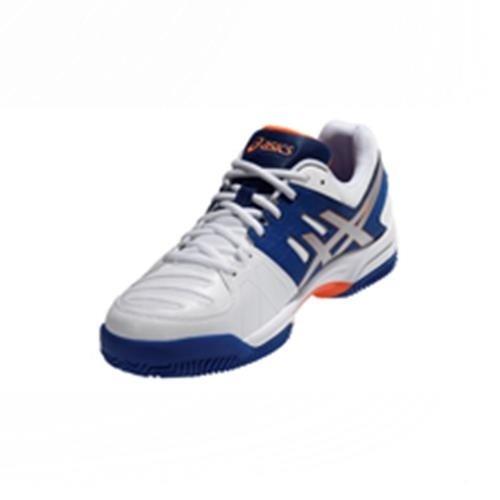 Asics Men's Gel Multicolore - Blue/White/Grey/Orange