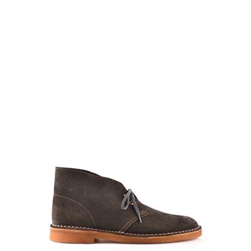 Clarks Originals Desert Boot, Stivali Uomo Grigio
