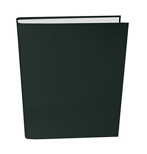 Idena 10332 - Ringbuch A4, FSC-Mix, 2 Ringe, Rücken 30 mm, schwarz