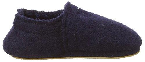 Lea Nanga Engatinhando Bebê Sapatos Escuro azul 32 Azul Menino A1AqwrfT